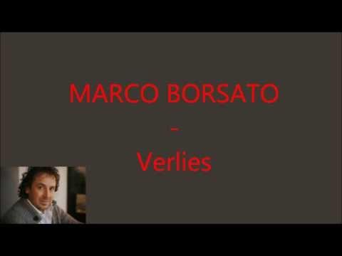 marco borsato -  verlies lyrics