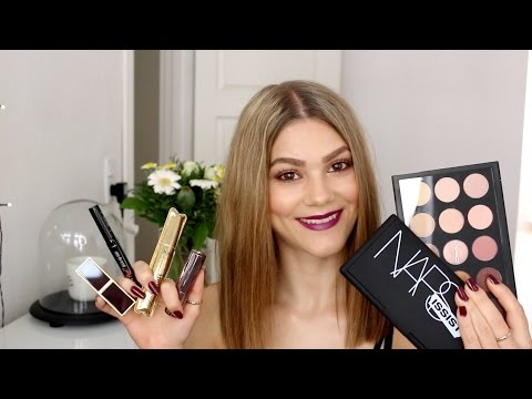 USA High End Makeup Haul 2014