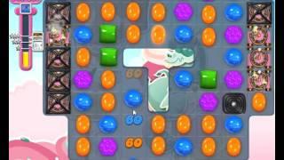 Candy Crush Saga Level 1617 NO BOOSTER (2nd Version + 2 Stars)