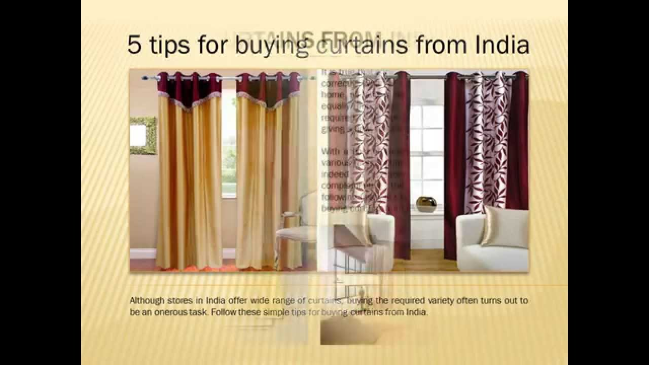 tab curtains embroidered curtain india ecru itm style sheer from top panels decorative window
