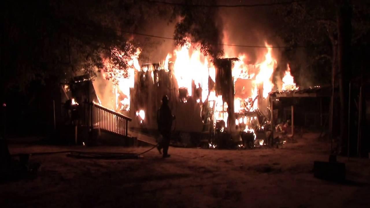 Mobile Home Fire in Putnam's Landing, 04/14/16 (Livingston ...