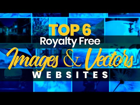 Top 6 Royalty Free Images & Vector Websites For Designers