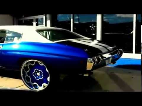 1970 Ss Chevelle 26 Quot Forgiatos Rim Source Youtube