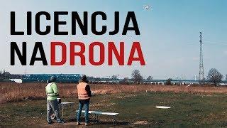 Jak zrobić uprawniena do komercyjnego latania dronem!