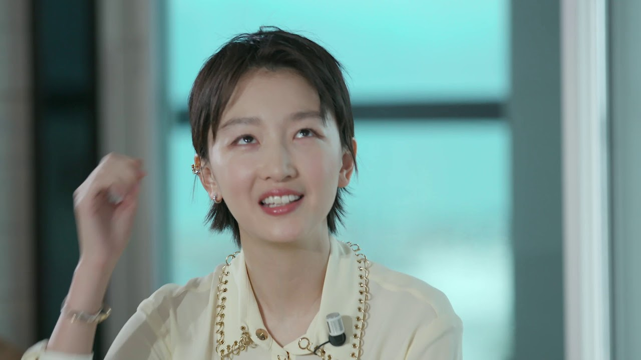Zhou Dongyu Interview at the Cannes Film Festival