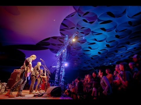 Pickathon Music Festival 2014 Lineup and Visual Tour