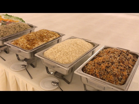 Afghan Wedding & Food 2017 TO THE MAX!