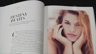 Синди Кроуфорд написала автобиографическую книгу (новости)
