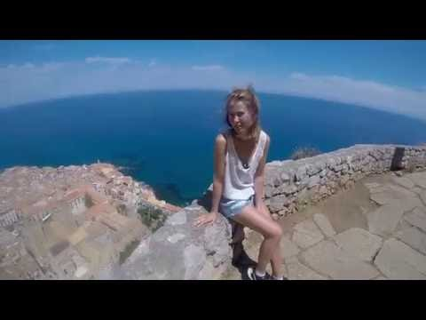 Sicily - Cefalu 2016 GOPRO