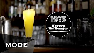 How To Make A Harvey Wallbanger | Counter Culture