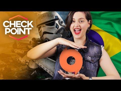 EA ORIGIN NO BRASIL, REMASTER DE STAR OCEAN, CAPTURA DE VÍDEOS NO SWITCH - Checkpoint!