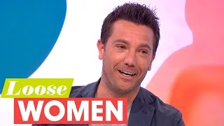 Gino D'Acampo Was Flashed by a Hen Party on His Last Tour | Loose Women