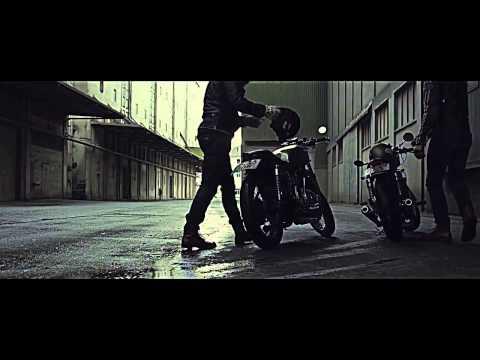 Фильм для ценителей ретро мотоциклов