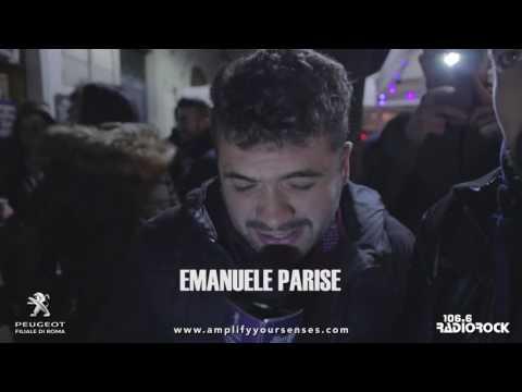 Peugeot Karaoke Rock Car 2016 - Emanuele Parise