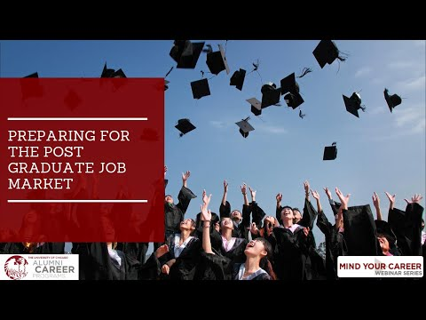 Mind Your Career: Preparing for the Post Graduate Job Market   February 23, 2016