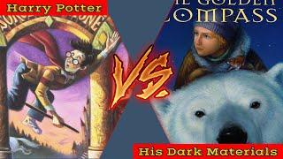 Harry Potter VS His Dark Materials