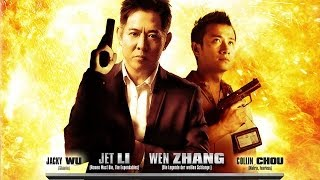 Badges of Fury: Jet Li - Trailer deutsch HD