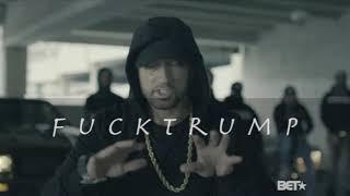 """Fxcktrump"" (prod. by Opra) - Eminem Rips Donald Trump In BET Hip Hop Awards Freestyle Cypher"