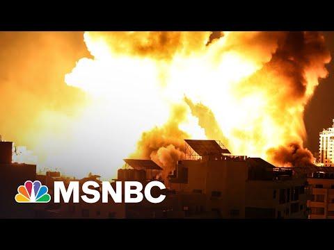 Dems Pressure Biden As Israeli-Palestinian Conflict Rages