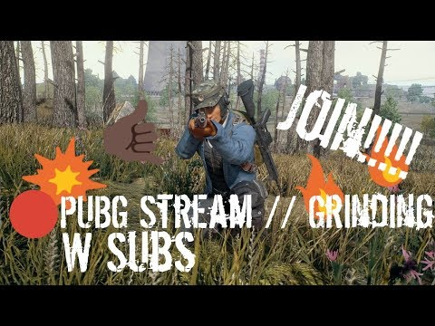 PUBG Stream //W Friends ( Join In!!)