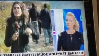 Minik Irmak Canlı yayında bulundu..
