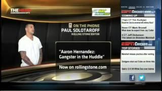 Paul on The Herd with Colin Cowherd Aaron Hernandez