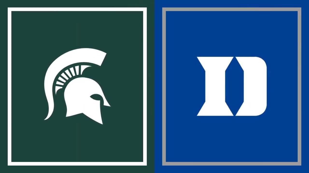 SPARTY SMACKDOWN: Duke men's basketball falls to Michigan ...
