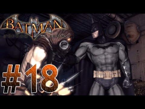 Arkham Asylum - The Scarecrow Dies? Batman Arkham Asylum Part 18
