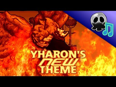 "Terraria Calamity Mod Music - ""Infernal Catharsis (Rebirth)"" - Remade Theme of Jungle Dragon, Yharon"
