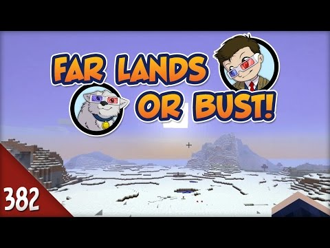 Minecraft Far Lands or Bust - #382 - Make-Up My Mind