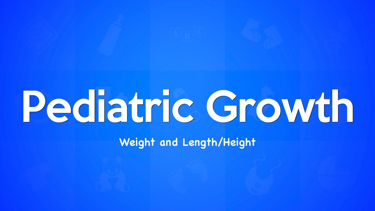 Pediatric growth weight and lengthheight youtube pediatric growth weight and lengthheight nvjuhfo Choice Image