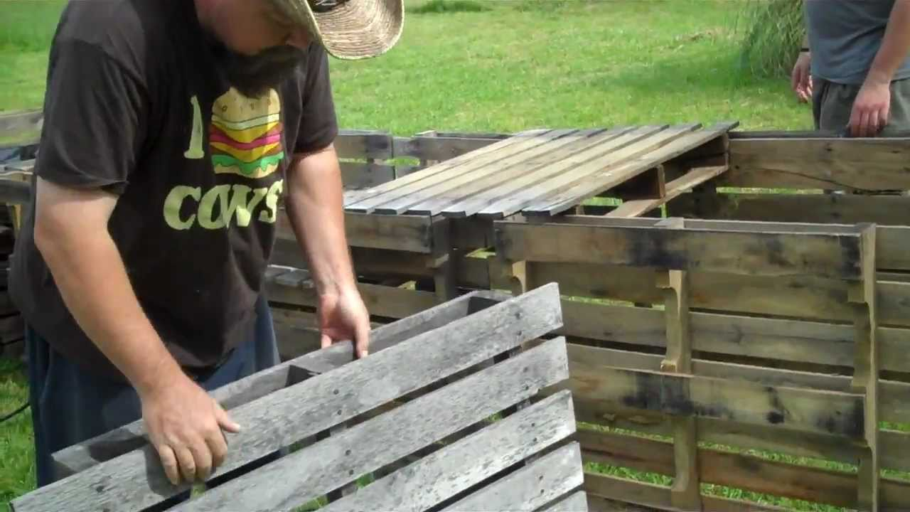 5 on the farm: cheap raised bed garden - youtube