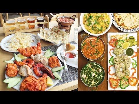 Indian Food in Busan, South Korea