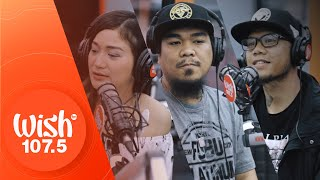 "Flict-G and Curse One (ft. Bei) perform ""Aking Hiling"" LIVE on Wish 107.5 Bus"