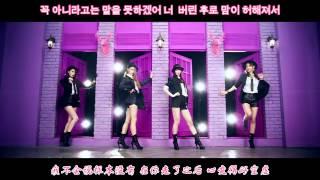 [韓中字HD]Nine Muses(나인뮤지스) - Dolls (돌스) MV