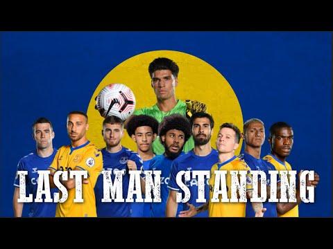 LAST MAN STANDING! | TRAINING SHOOTOUT FT. RICHARLISON, ANDRÉ GOMES, BERNARD, CENK TOSUN + MORE!