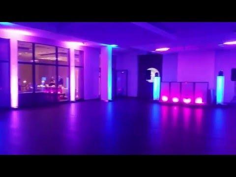 Magiczna Noc - Dekoracja światłem, Hotel Swing, Kraków