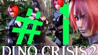 Dino crisis 2 Gameplay en español Parte 1