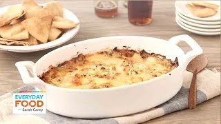 Artichoke Dip With Fontina - Everyday Food With Sarah Carey