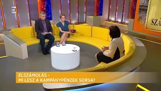 Elkezdik a kampánypénzek ellenőrzését – Holman Magdolna - ECHO TV