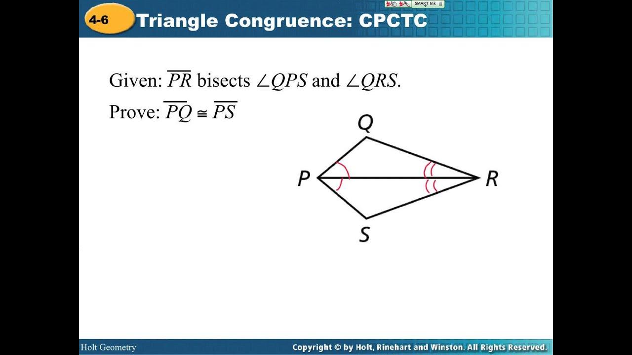 worksheet. Cpctc Proofs Worksheet. Carlos Lomas Worksheet