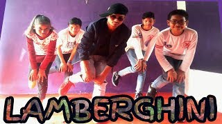 Lamberghini | The Doorbeen feat Ragini | Latest Punjabi song | Dance choreography By Aryan Rana