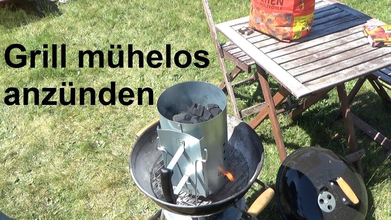 Weber Holzkohlegrill Richtig Anzünden : Kugel grill anzünden mit bbq anzünde kamin weber grill