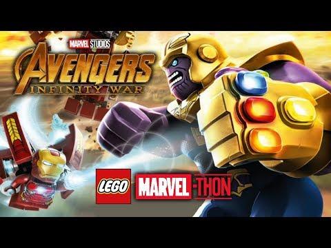 Avengers: Infinity War - LEGO Marvel-thon! (NO SPOILERS)