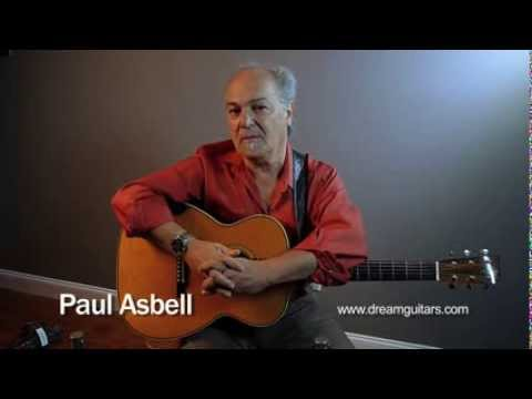 Dream Guitars Lesson - Thumbstyle Techniques Pt1 - Paul Asbell