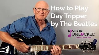 Day Tripper (Rhythm Guitar Part)