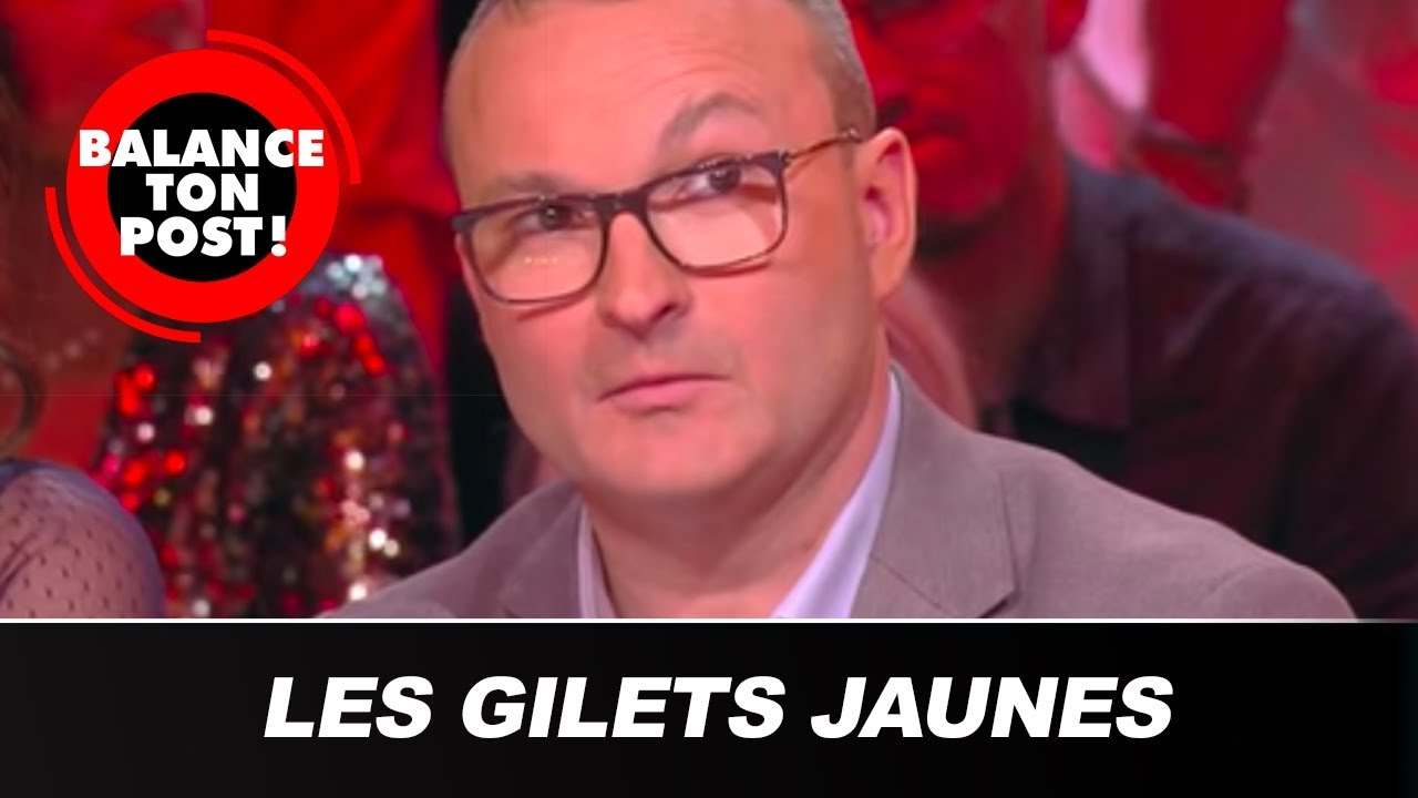 Cédric Delaire (Gilet jaune libre) raconte son rendez-vous avec Édouard Philippe