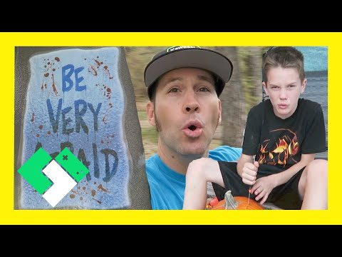 KIDS GET EXCITED FOR HALLOWEEN AT LO LO MAI SPRINGS (Day 1672) | Clintus.tv