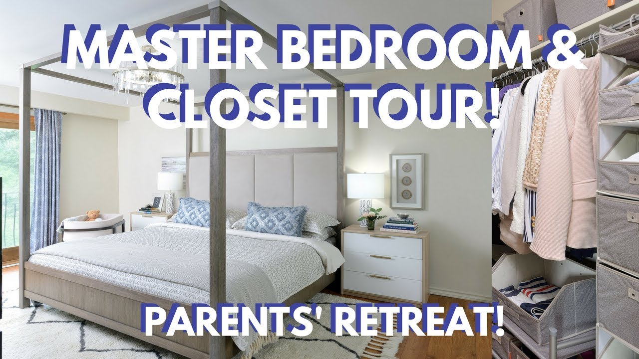 Master Bedroom Design With Walk In Closet Tips For A Cozy Parents Retreat Youtube