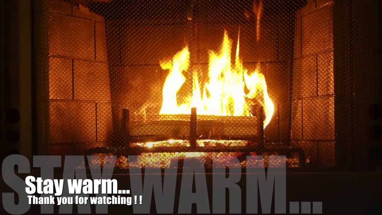 how to use fire place 暖炉の使い方 youtube